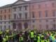 Manifestation des gilets jaunes à Annecy